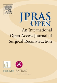 Cover image for JPRAS Open
