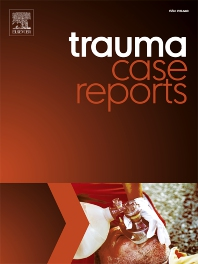 Cover image for Trauma Case Reports