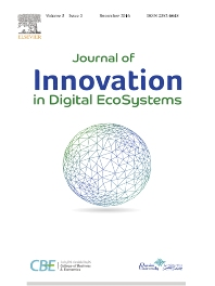 Cover image for Journal of Innovation in Digital Ecosystems