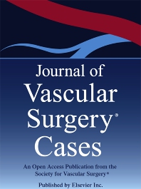 Cover image for Journal of Vascular Surgery Cases and Innovative Techniques
