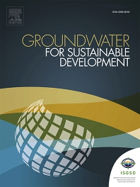 Groundwater for Sustainable Development - ISSN 2352-801X