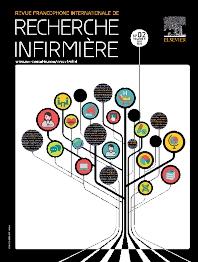 Cover image for Revue Francophone Internationale de Recherche Infirmière