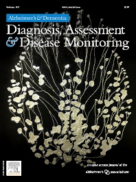 Cover image for Alzheimer's & Dementia: Diagnosis, Assessment & Disease Monitoring