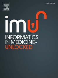 Cover image for Informatics in Medicine Unlocked