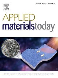 Cover image for Applied Materials Today