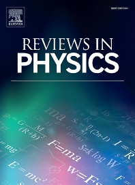 Cover image for Reviews in Physics