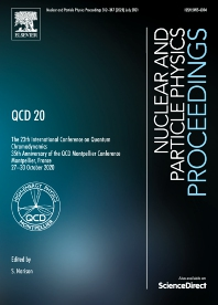 Nuclear and Particle Physics Proceedings - ISSN 2405-6014