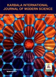 Cover image for Karbala International Journal of Modern Science