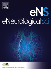 Cover image for eNeurologicalSci