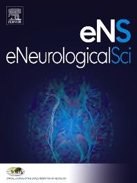 Cover image for eNeurologicalSci