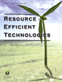 Cover image for Resource-Efficient Technologies