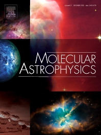 Cover image for Molecular Astrophysics