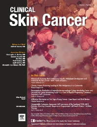Cover image for Clinical Skin Cancer