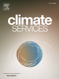 Cover image for Climate Services