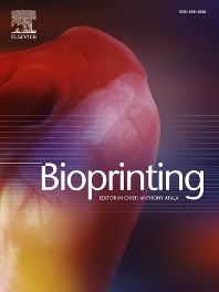 Cover image for Bioprinting