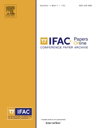 Cover image for IFAC-PapersOnLine