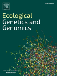 cover of Ecological Genetics and Genomics