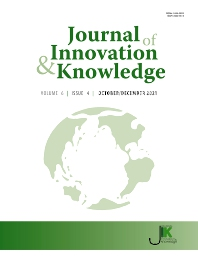 cover of Journal of Innovation & Knowledge