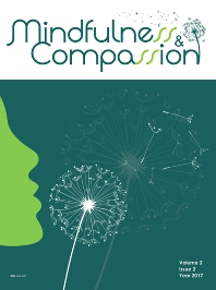 cover of Mindfulness & Compassion
