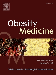 Cover image for Obesity Medicine