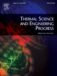 Cover image for Thermal Science and Engineering Progress