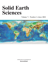 Cover image for Solid Earth Sciences