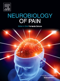 Cover image for Neurobiology of Pain