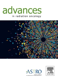 Cover image for Advances in Radiation Oncology