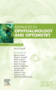 cover of Advances in Ophthalmology and Optometry
