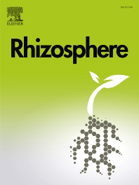 Rhizosphere - ISSN 2452-2198