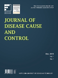 Cover image for Journal of Disease Cause and Control