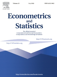 Cover image for Econometrics and Statistics