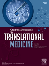 Cover image for Current Research in Translational Medicine