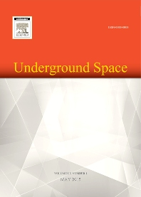 Cover image for Underground Space