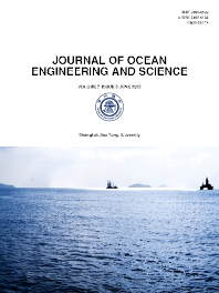 cover of Journal of Ocean Engineering and Science