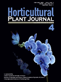 Cover image for Horticultural Plant Journal