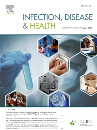 Cover image for Infection, Disease & Health