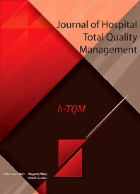 Cover image for Journal of Hospital Total Quality Management