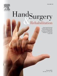 Cover image for Hand Surgery & Rehabilitation