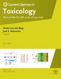 Cover image for Current Opinion in Toxicology