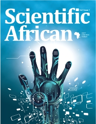 Cover image for Scientific African
