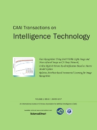 Cover image for CAAI Transactions on Intelligence Technology