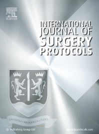 Cover image for International Journal of Surgery Protocols