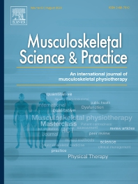 cover of Musculoskeletal Science and Practice