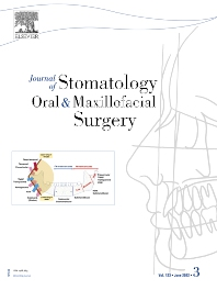 Cover image for Journal of Stomatology, Oral and Maxillofacial Surgery