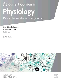 Cover image for Current Opinion in Physiology