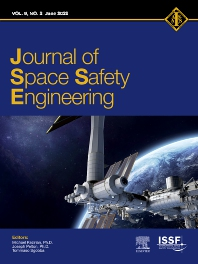 Cover image for Journal of Space Safety Engineering