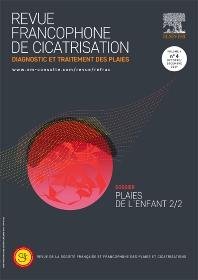Cover image for Revue Francophone de Cicatrisation