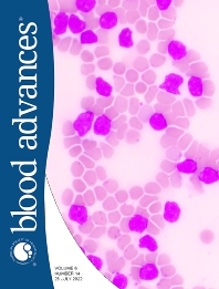 Cover image for Blood Advances