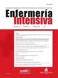Cover image for Enfermería Intensiva (English Edition)